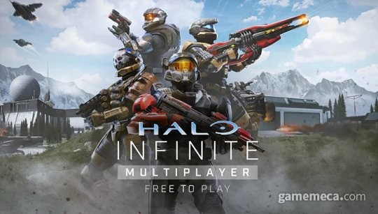 《光环:无限》将在PC平台免费