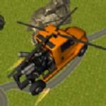 直升机卡车飞行模拟器